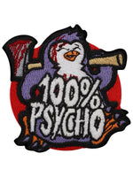 Psycho Penguin 100% Psycho Patch