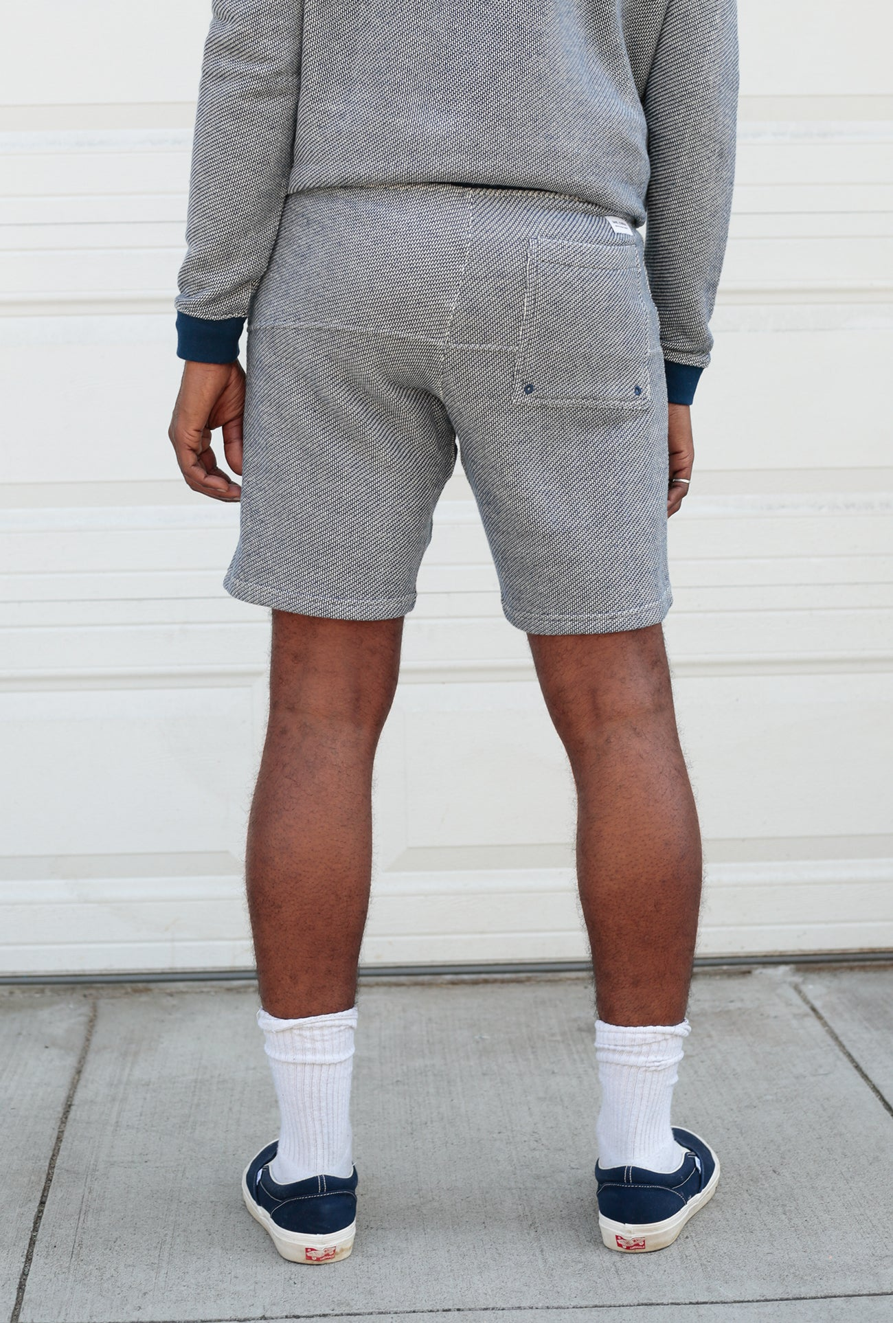 Big Bear Fleece Walkshort