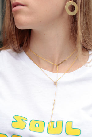 Natural Flow Necklace