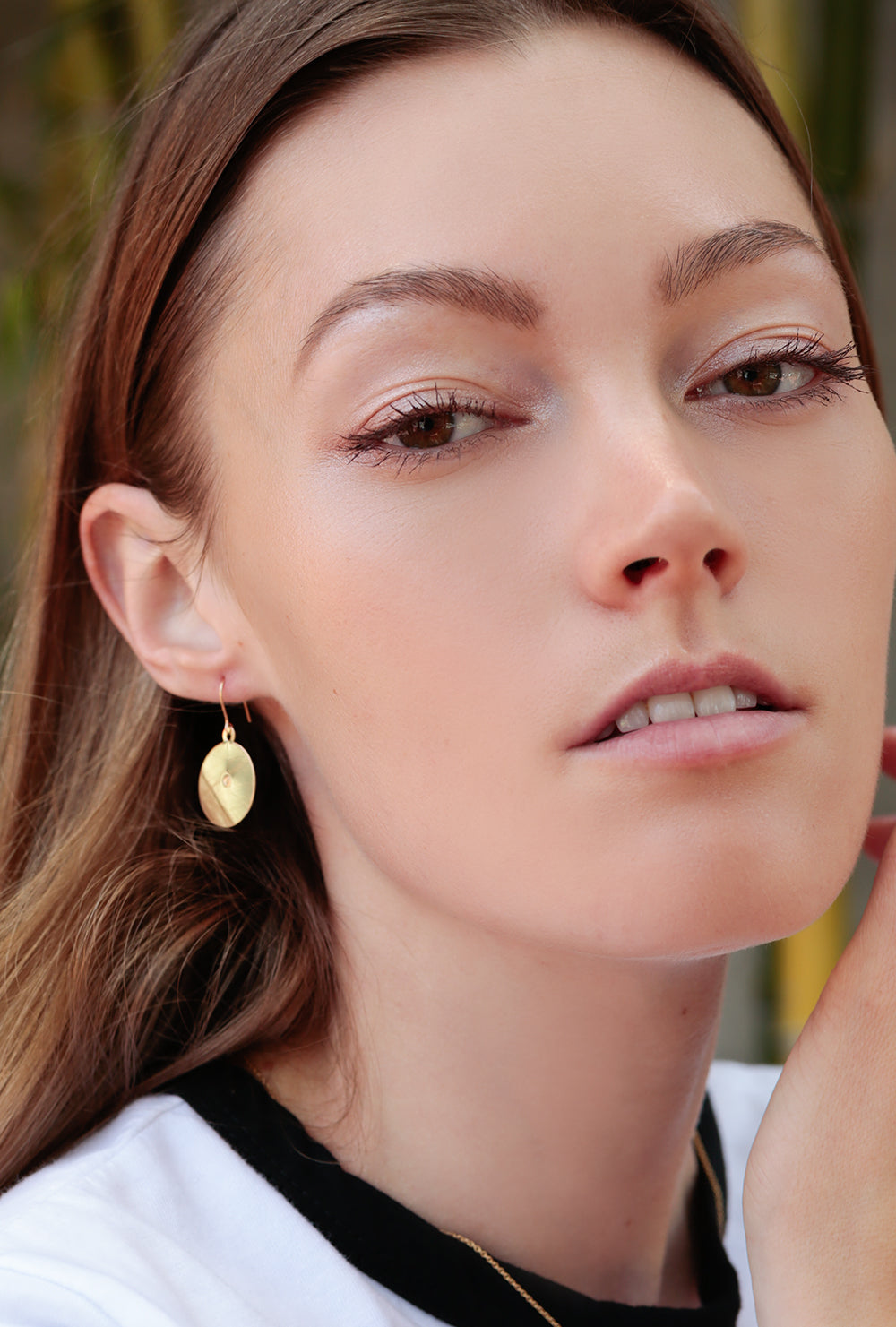 Monolith Earrings