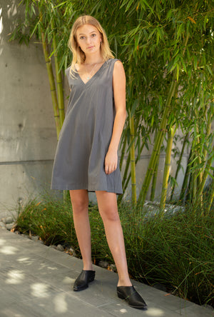 April V Neck Dress
