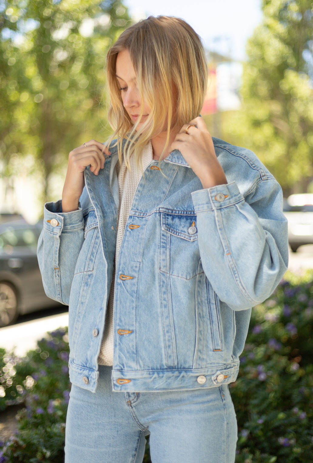 Charli Denim Jacket