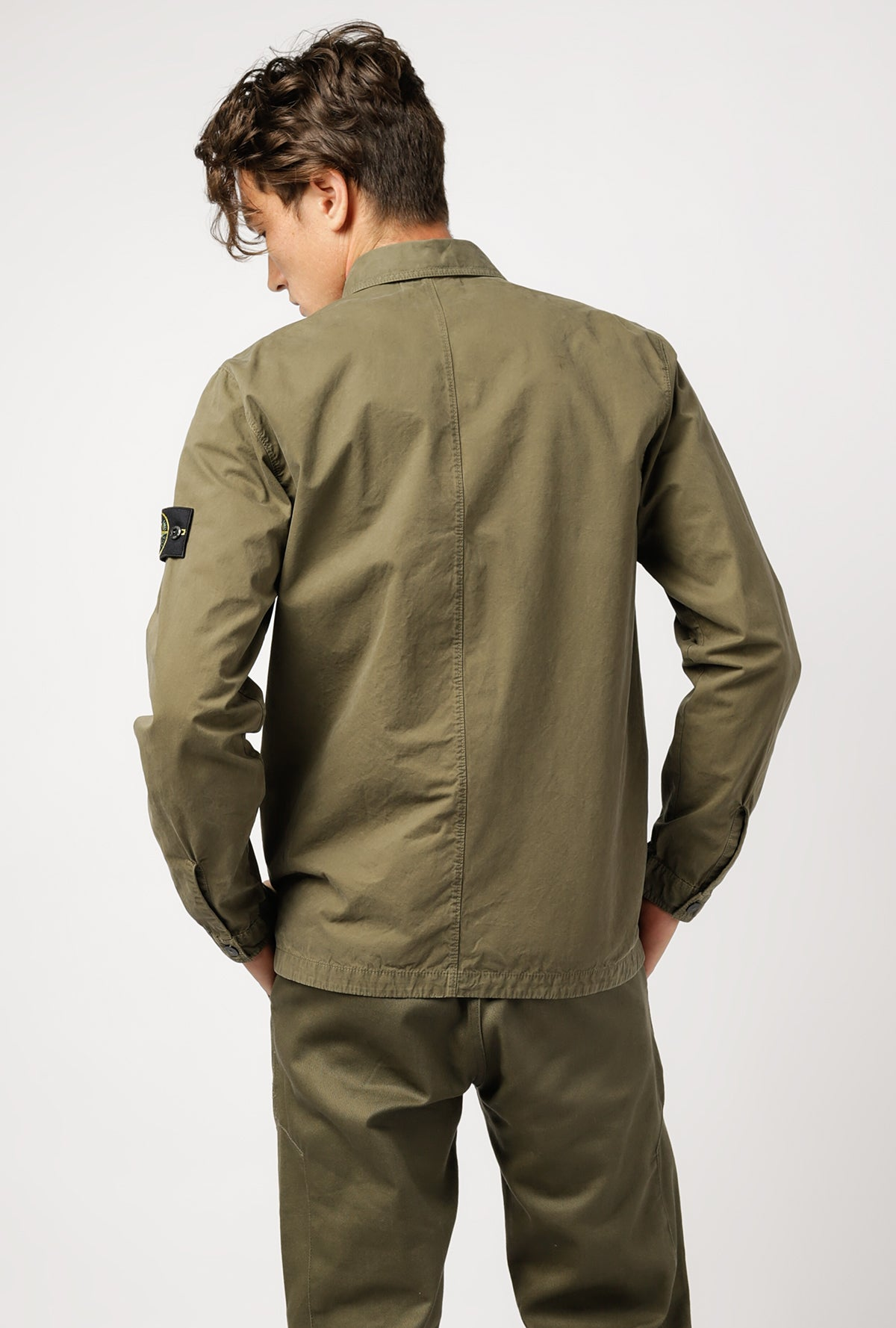Zip Overshirt