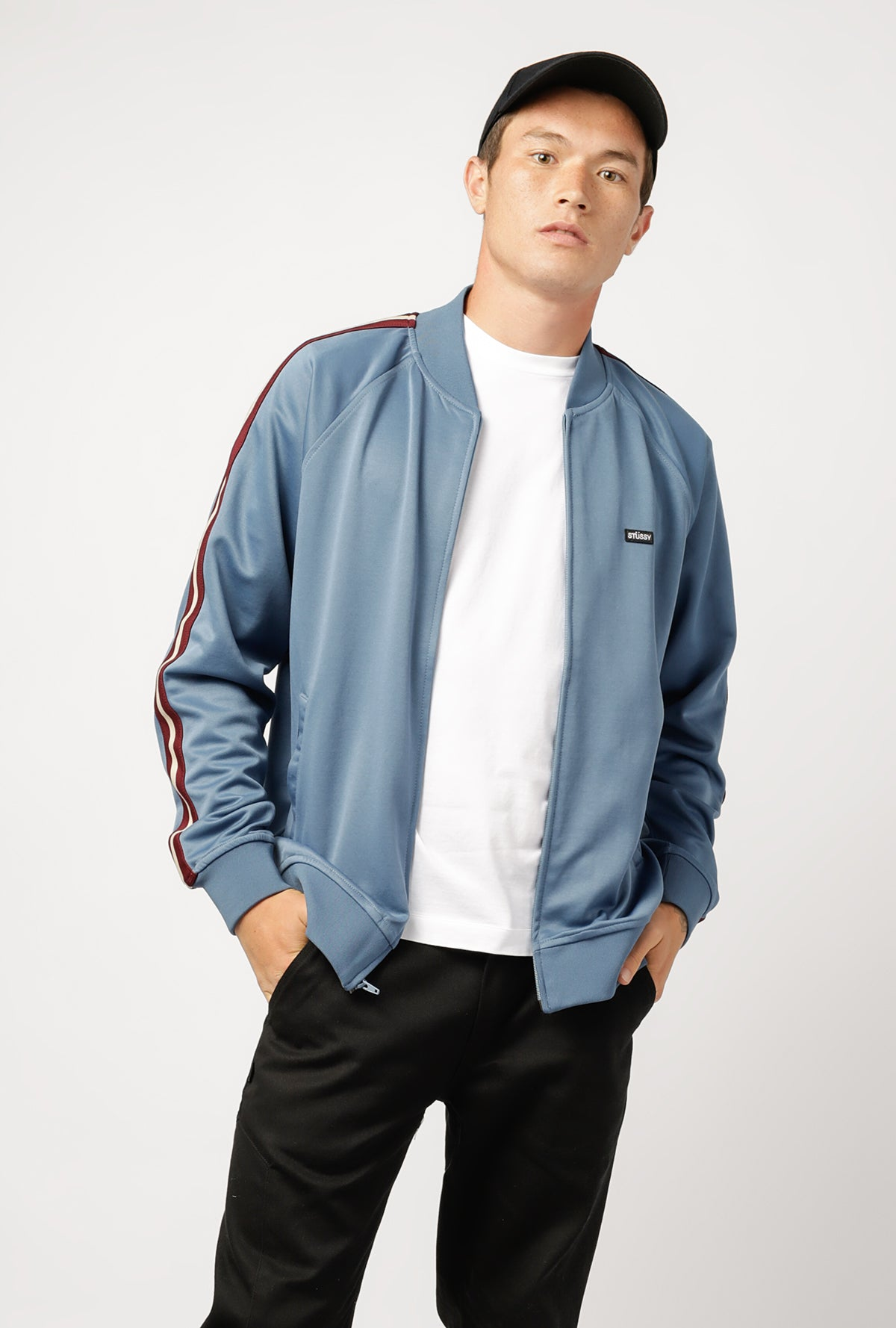 Poly Track Jacket