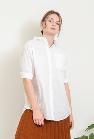 Bea Button Down L/S Top