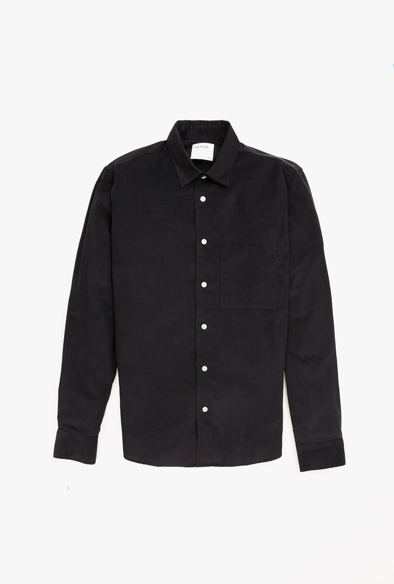 Classic Fit Pocket Shirt