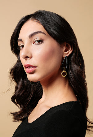 Luo Teadrop Earrings P