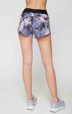 Super Fly Running Shorts - Wildflower Print