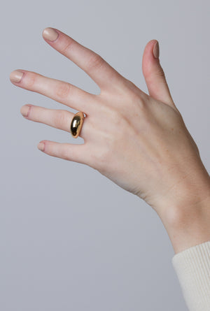Arc Dome Ring