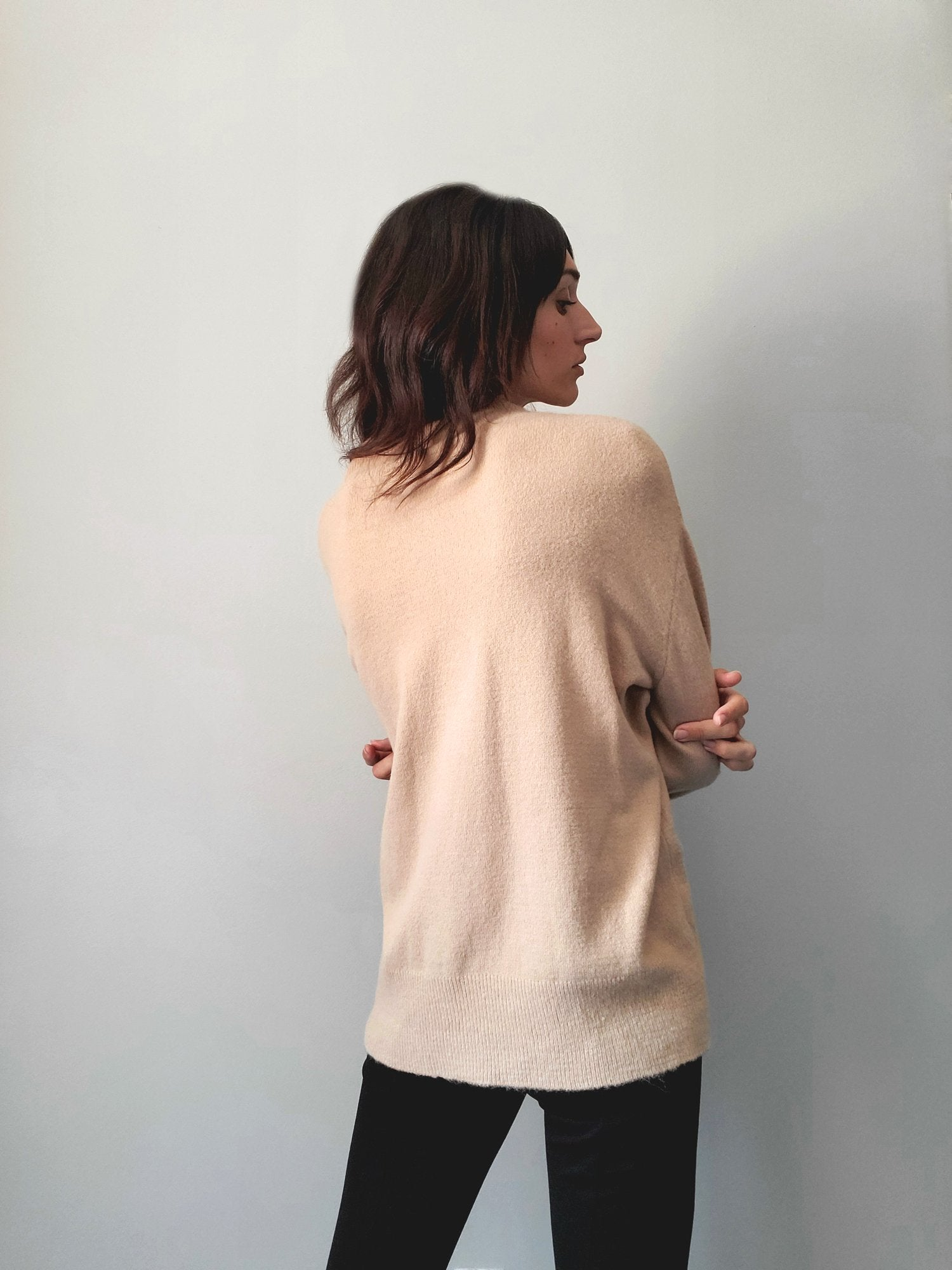 Chelsea Pocket Sweater