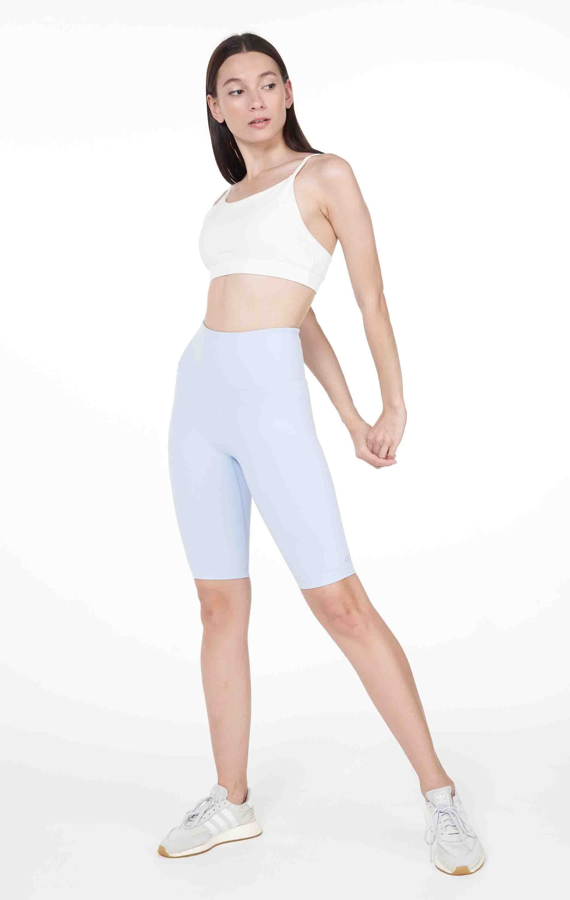 Hybrid Cloudlux Biker Shorts High Waist