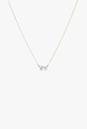 2 Diamond Amigos Necklace