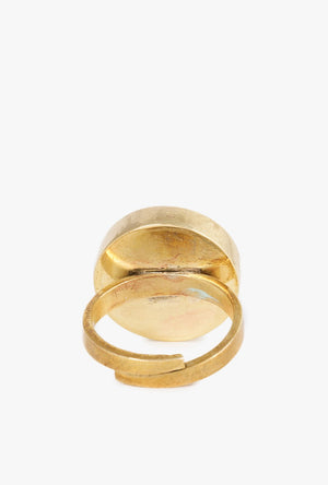 Disc Natural Ring