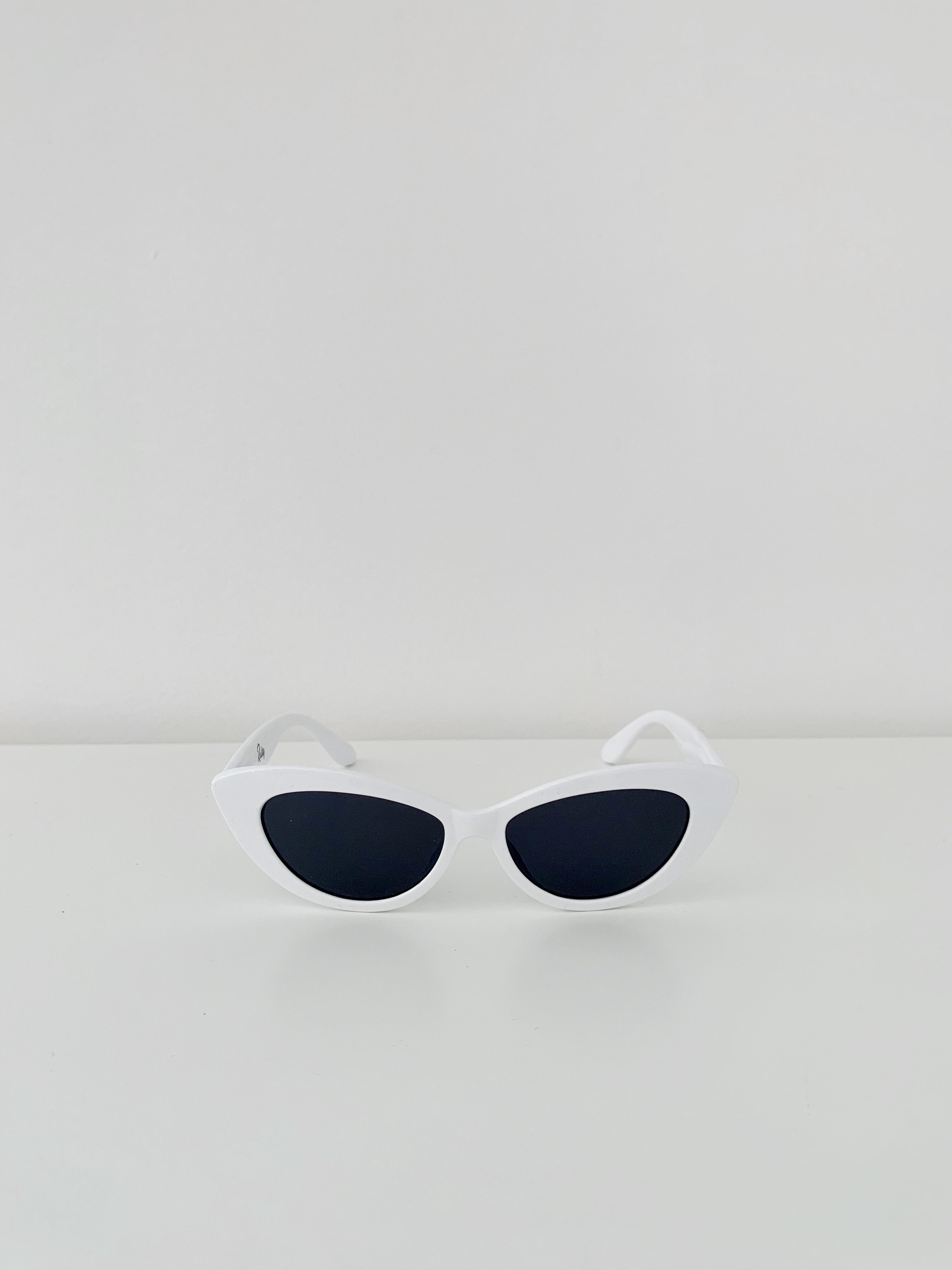 Byrdland Sunglasses in White