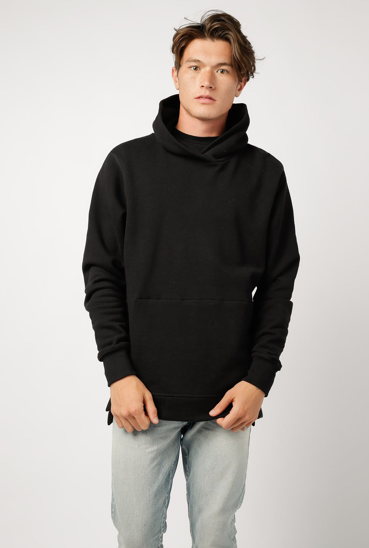 Hooded Villain
