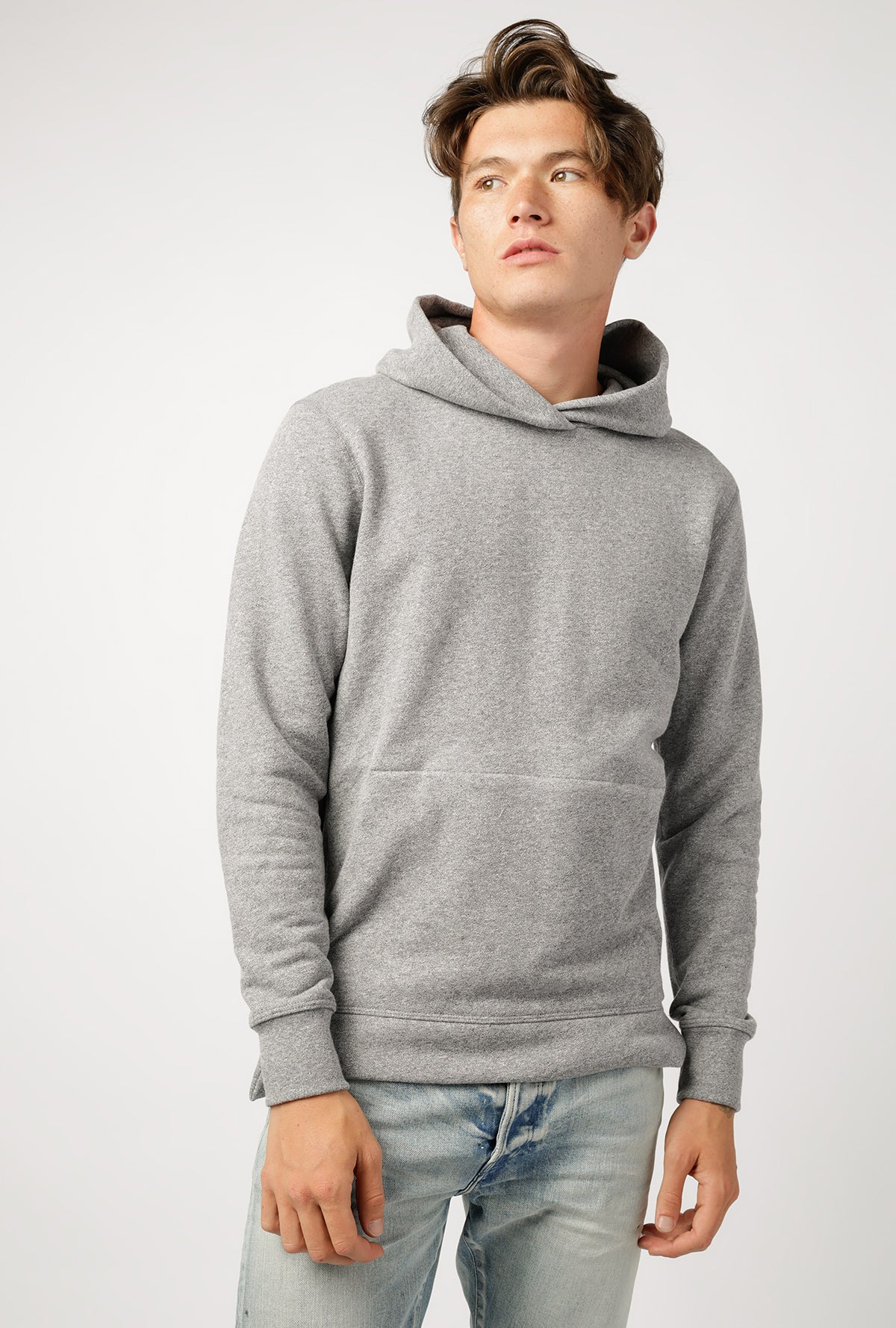 Hooded Villain Sweatshirt