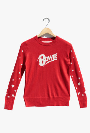 Bowie Star Sweater