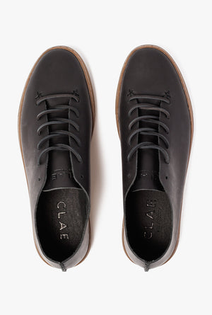 One Piece Leather Shoe