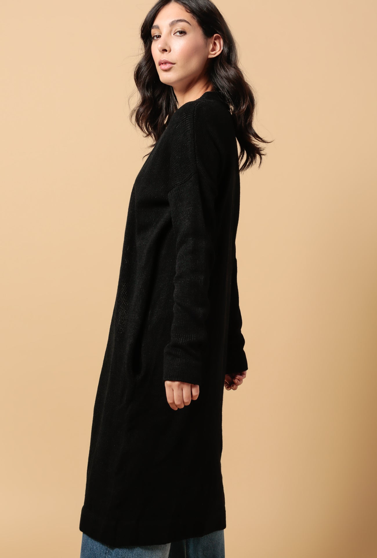 Cece Long Cardigan