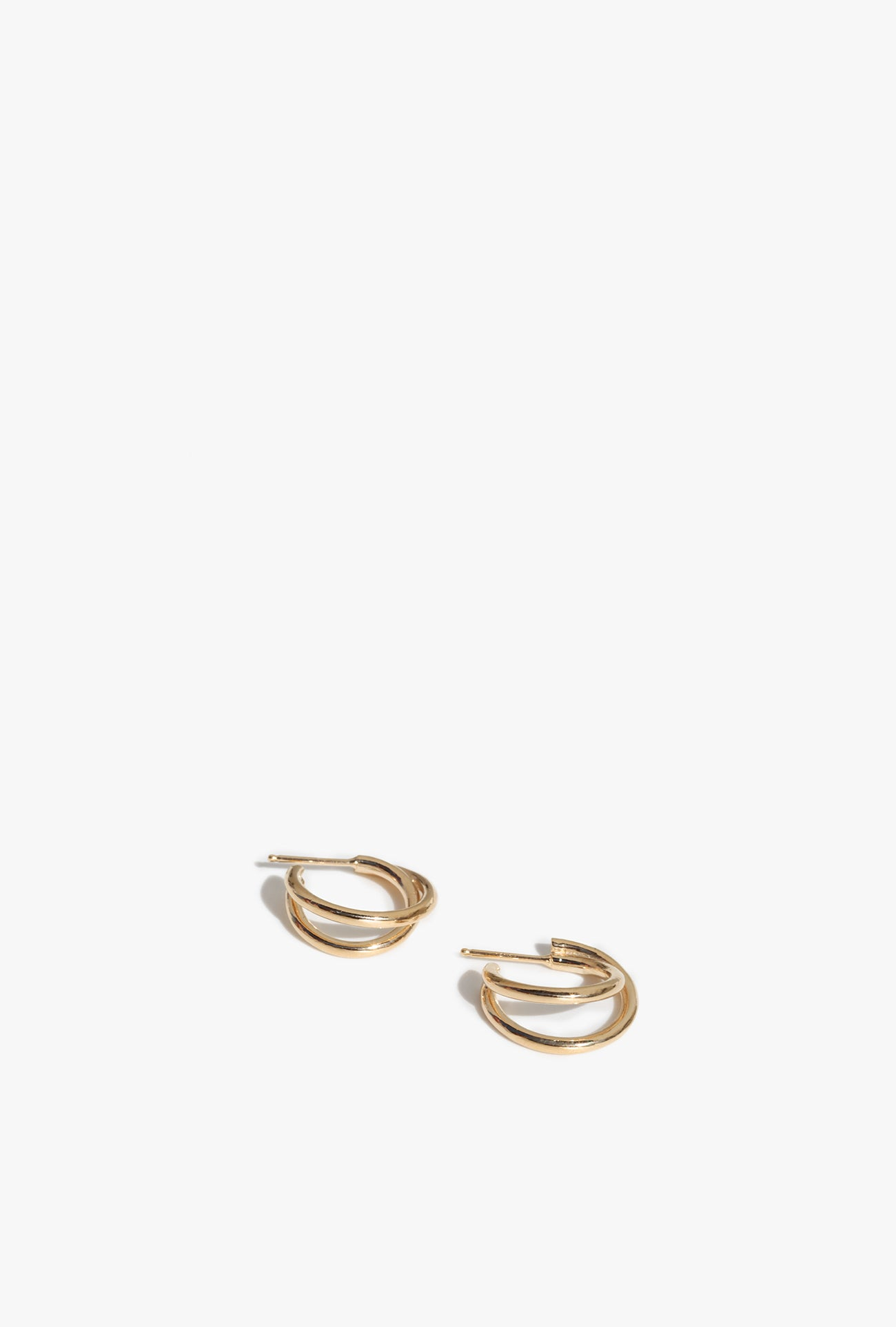 Charlie Hoop Earrings