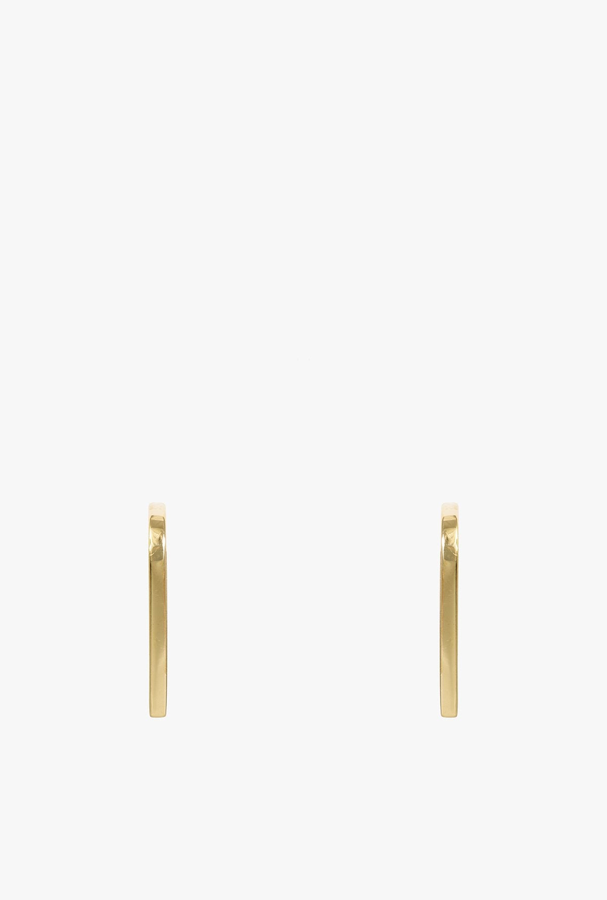 Line Hook Threader Earrings