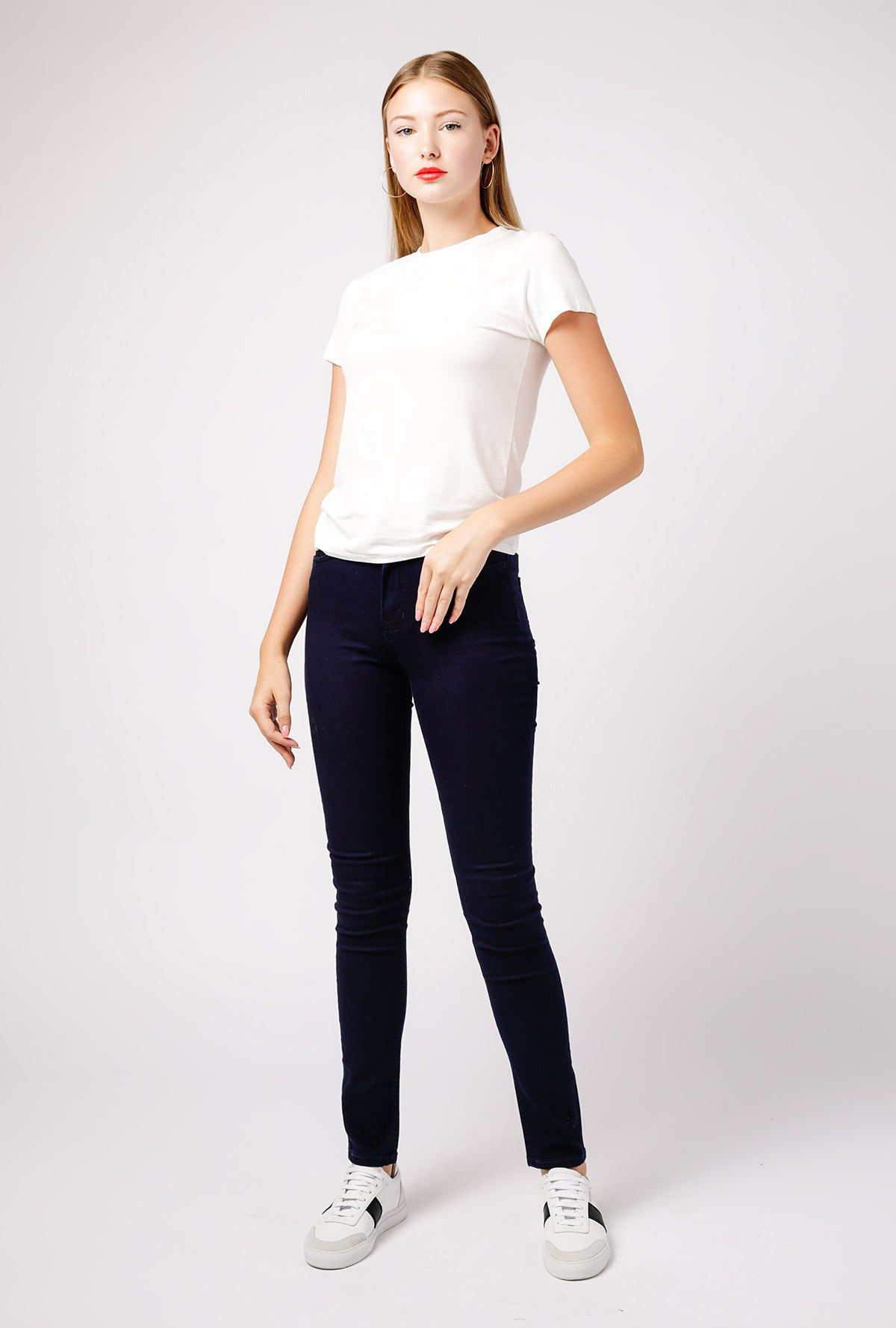 High Skinny Super Stretch Jean