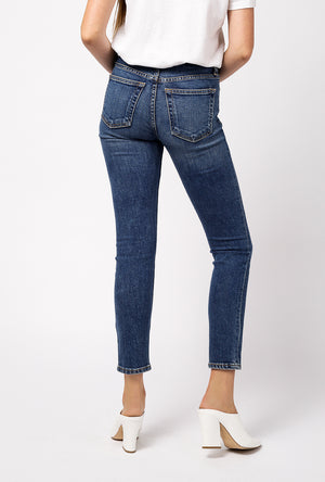 Highrise Ankle Crop Jean