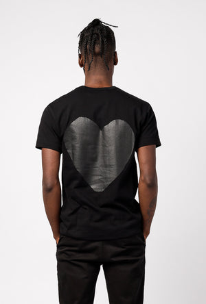 Men's Black Emblem SS T-Shirt