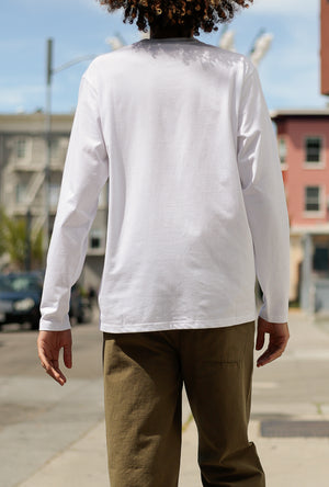 L/S Pocket Basic Tee