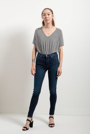 Barbara High Waist Super Skinny Jean