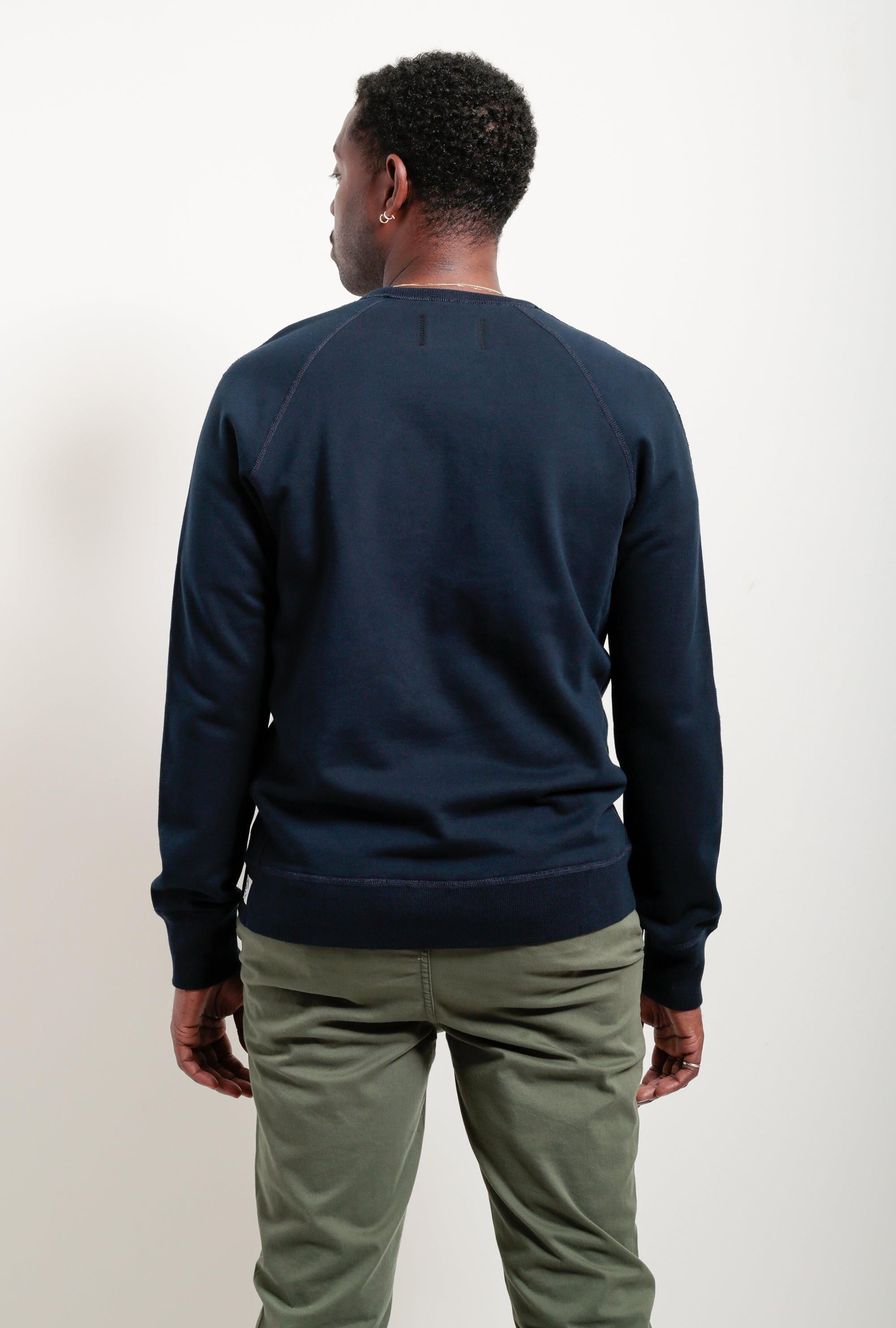 L/S Crew Midweight Sweater