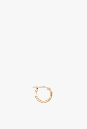 NY Small Hoop Earring - Single