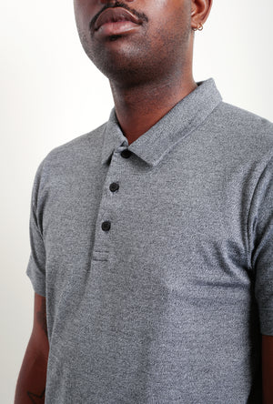 Pima Jersey Polo Shirt