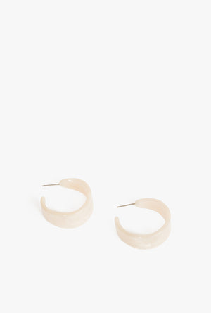 Casa Hoop Earrings