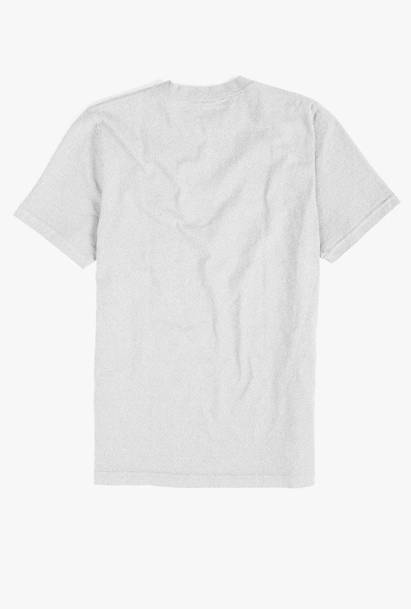 8 oz Bison Pocket Tee