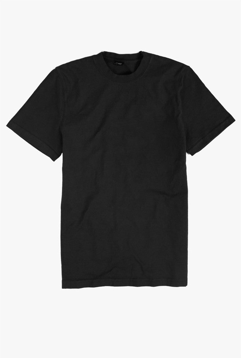 8 oz Bison Tee - Black