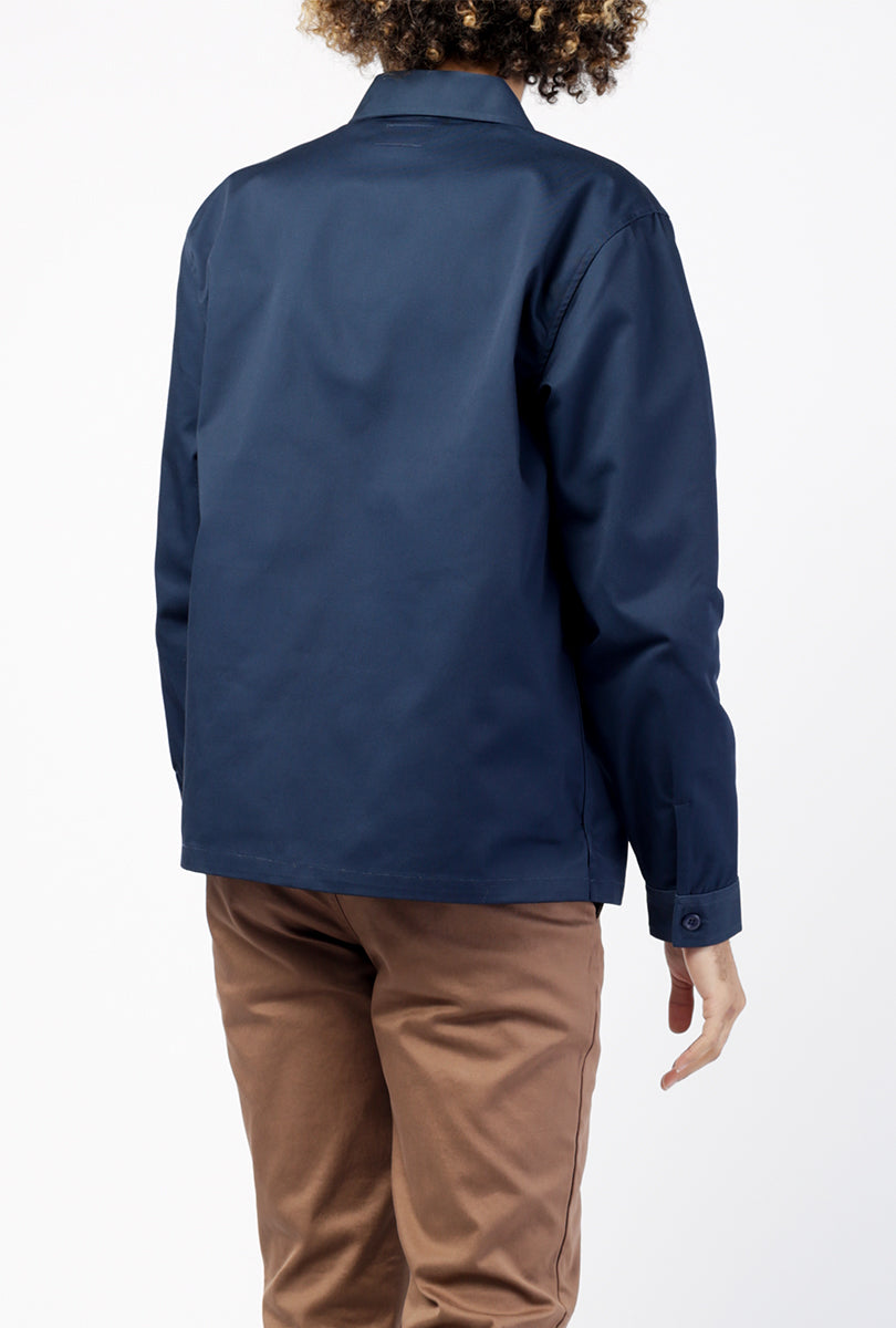 Full Zip Shirt
