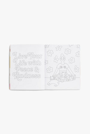 Brighten Up Coloring Book