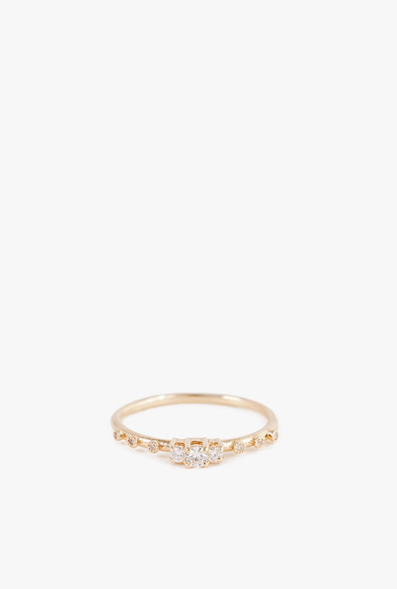 Diamond Beacon Ring