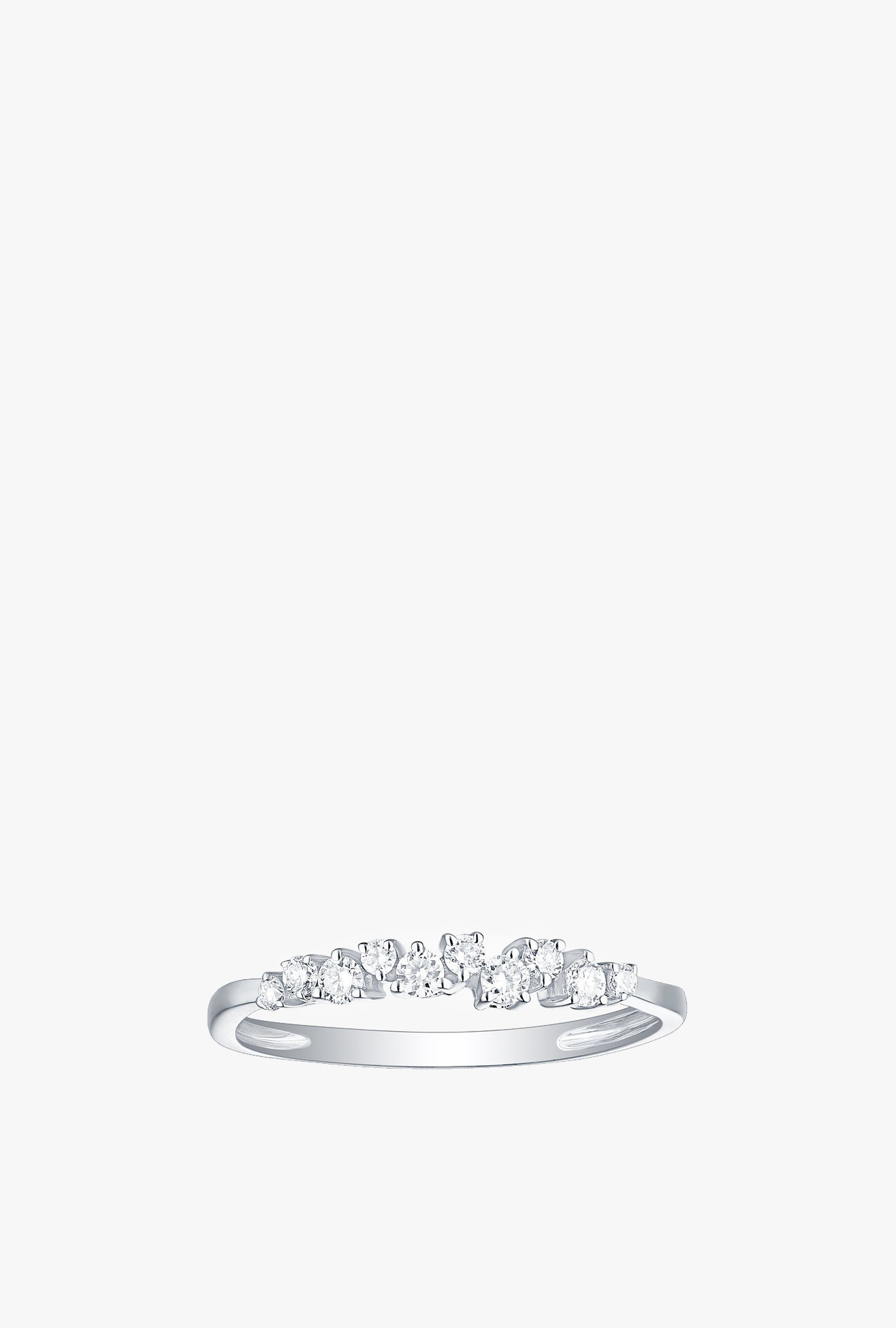 Drizzle Lab Grown Diamonds Ring