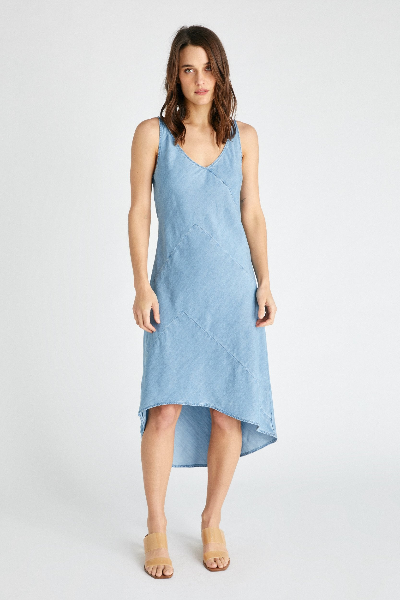 Shanti Slip Dress - Daybreak