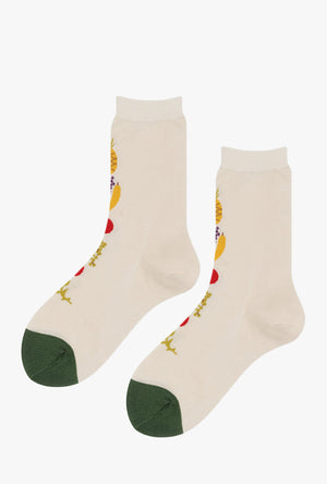 Fruits-Capade Crew Sock