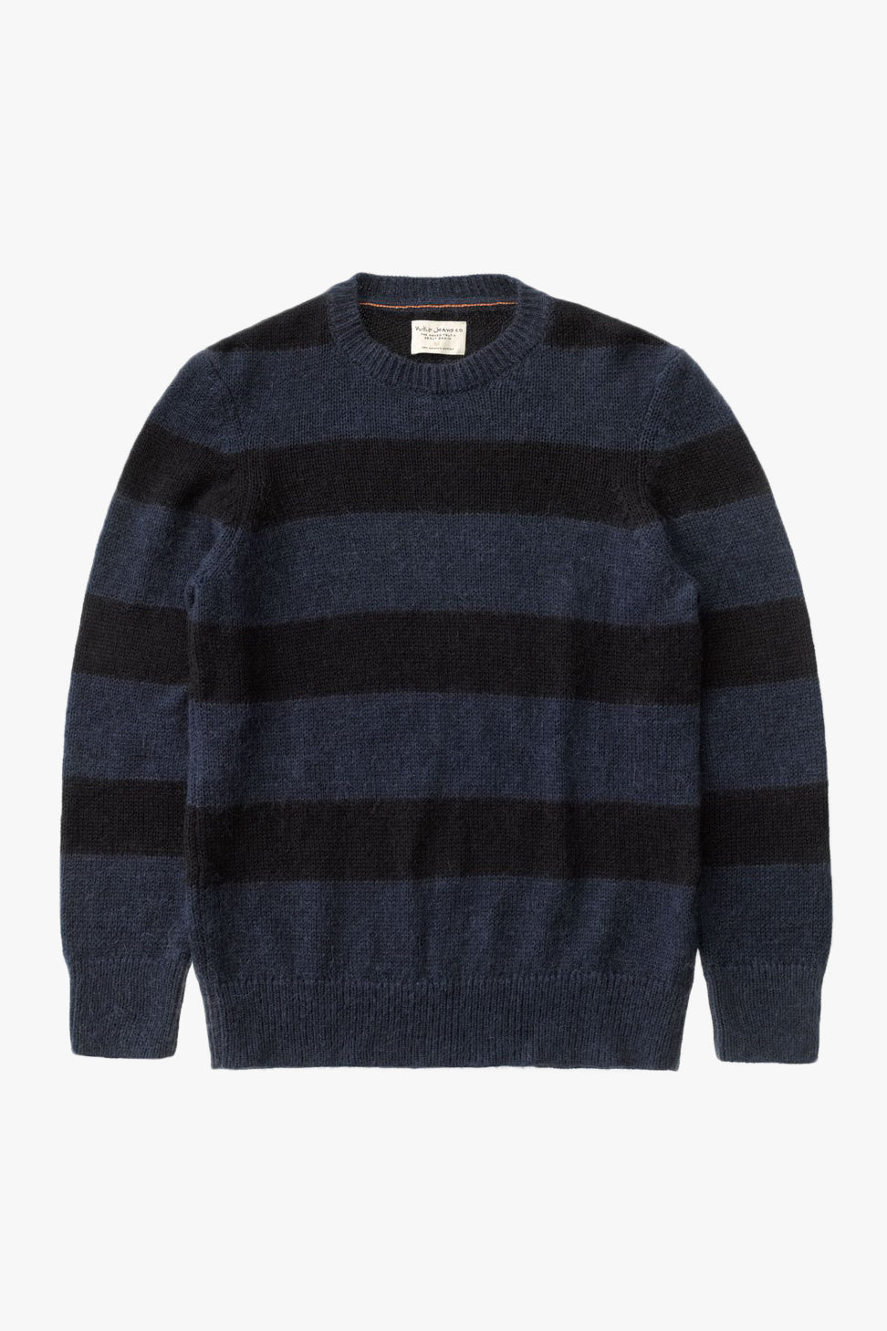 Hampus Block Strip Sweater