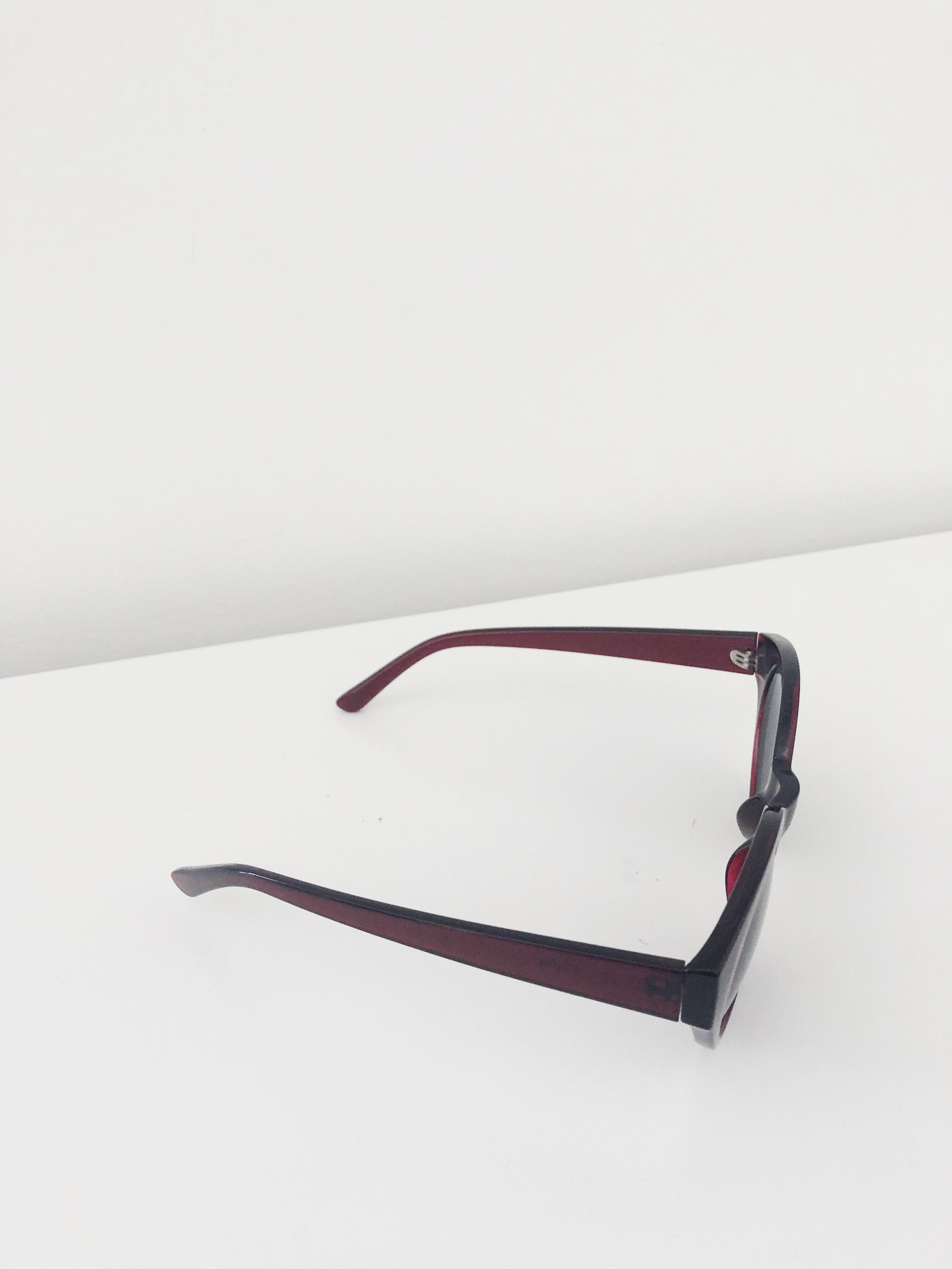 Monteray Sunglasses in Deep Berry