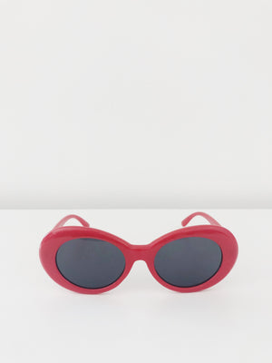 Festival of Summer Sunglasses in Red