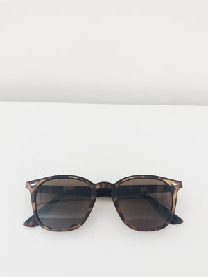 Chelsea Sunglasses in Turtle