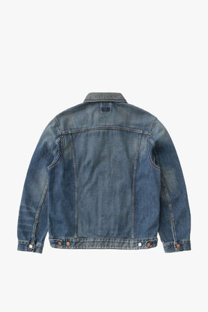 Jerry Dark Worn Jacket
