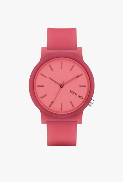 Mono Berry Glow Watch