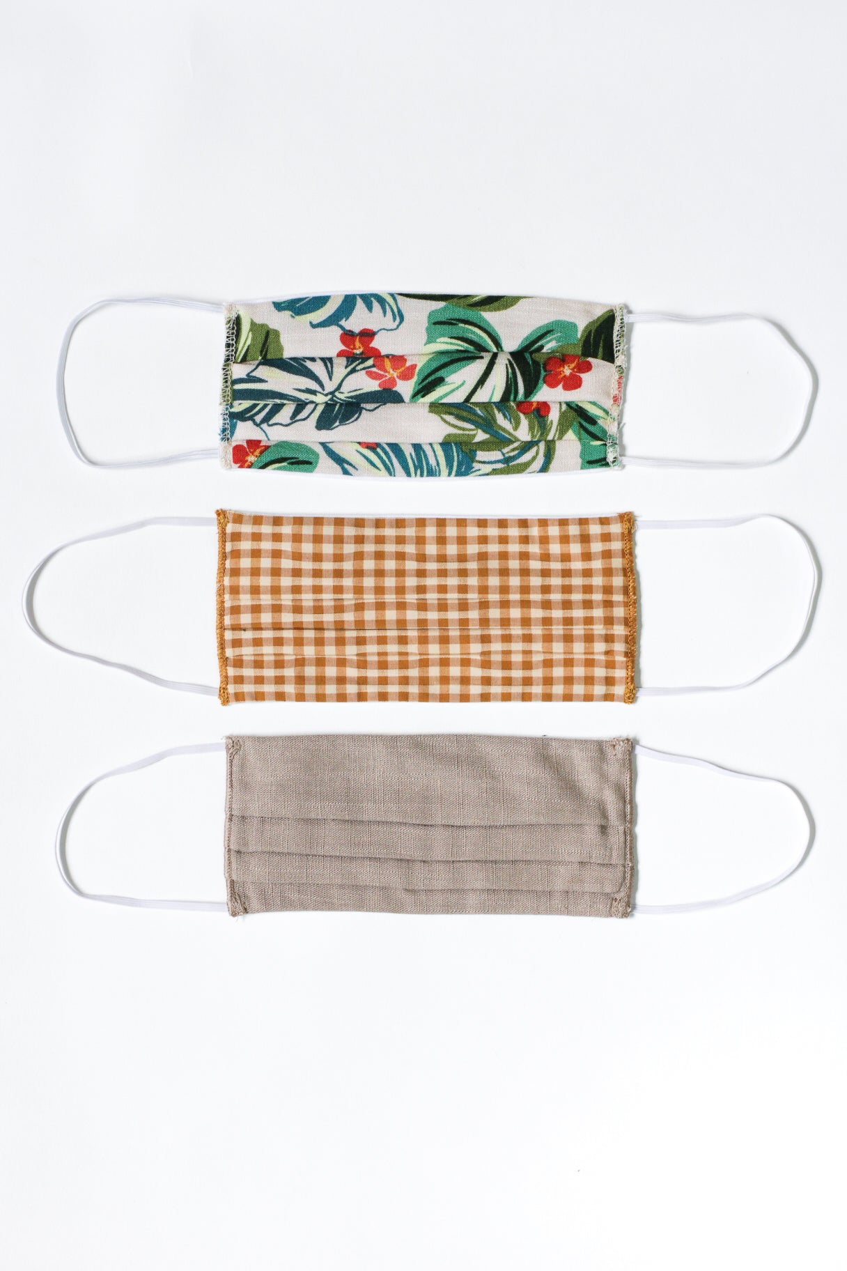 Reusable Face Masks Pack in Multi