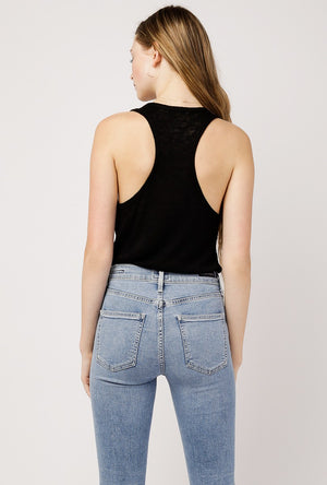 Melanie Racer Back Tank Top